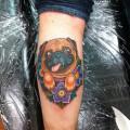 Artist: Eleonora Rizzi of Liberarte Tattoo and Piercing, Milan, Italy
