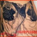 Artist: Mike Austin of Custom Tattoos
