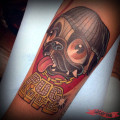 Artist: Kelsea McCree of Family Tradition Tattoo