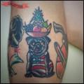 Artist: Justin Cartwright of Five Star Tattoo