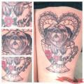Artist: Katie Wilson of Worcester Tattoo Studio, UK