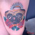 Artist: Matthew Torres of Black Label Tattoo Co