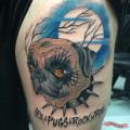 Artist: Tom Taylor at Deep Six Tattoo