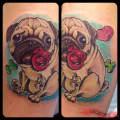Artist: Alvaro Contreras of Mr Crowley Tattoo Studio, Spain
