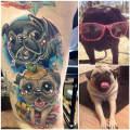 Artist: Julie Bauschardt at D&M Tattoo, Canada