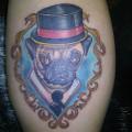 Artist: Marco Valles of Luky Tattos, Mexico