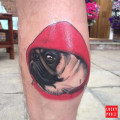 Artist: Dan Molloy of Legacy Tattoo