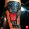 Artist: Drake Sheehan of Port City Tattoo CA