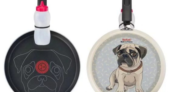 This Pug Frying Pan is All You Need for Pancake Day This Year