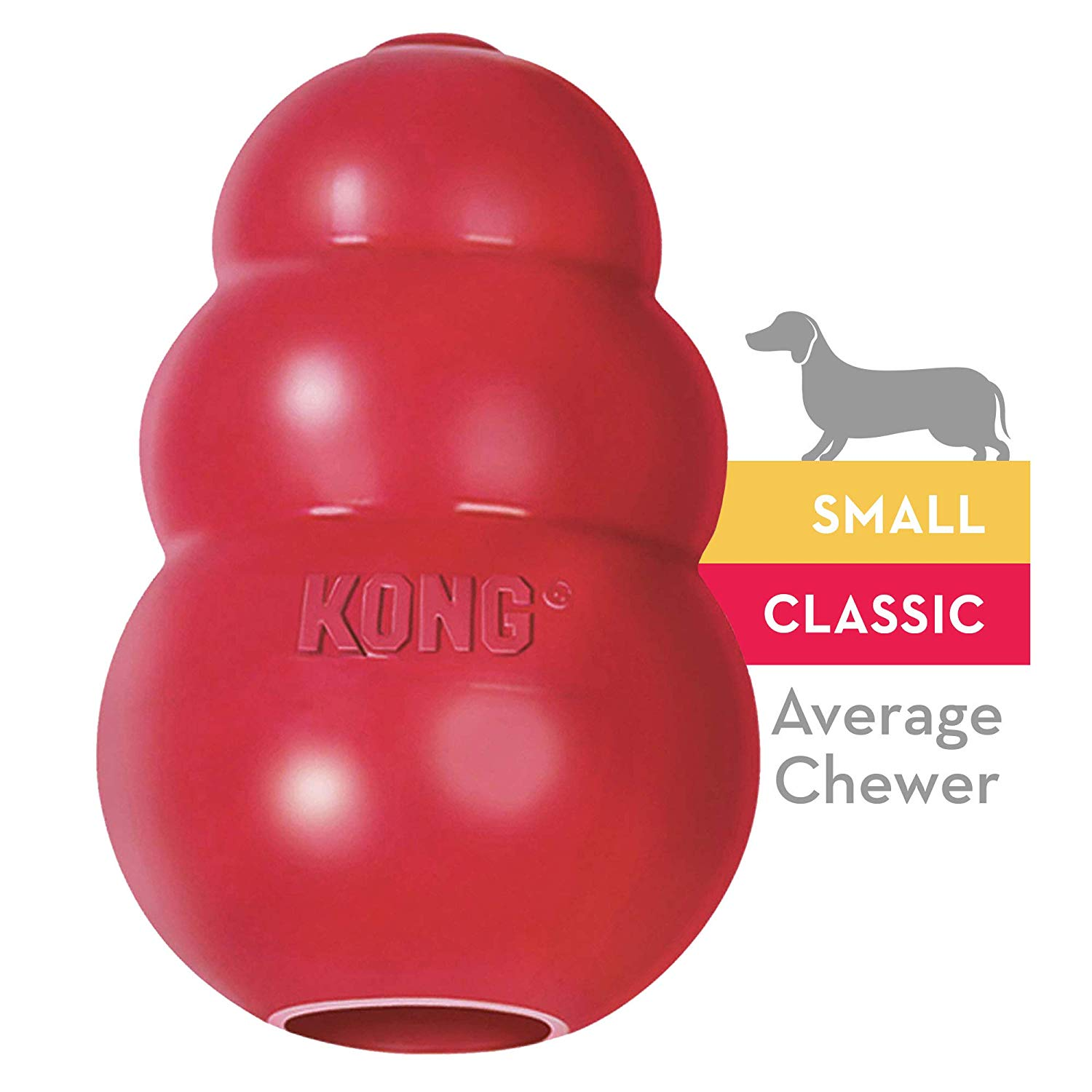 KONG Classic Dog Chewy Toy